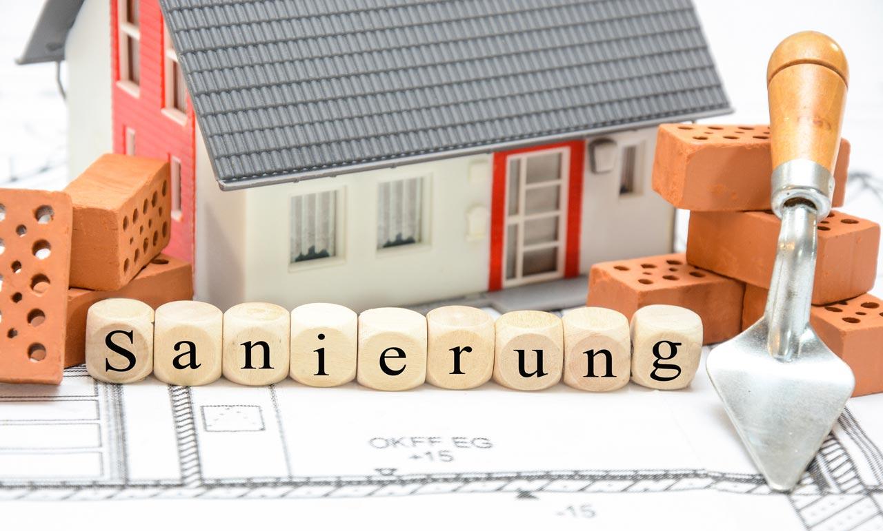 bauleistungen planung sanierung und neubau rauscher. Black Bedroom Furniture Sets. Home Design Ideas
